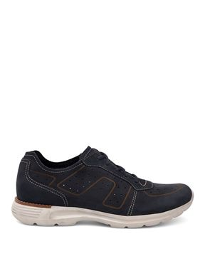 Picture of Wesley Navy Milled Nubuck