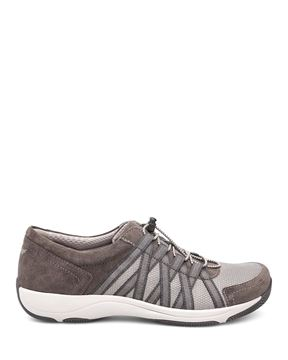 Picture of Honor Charcoal Suede