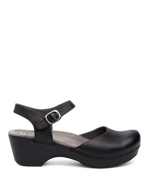 dansko open toe booties