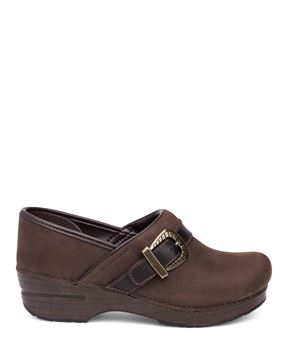 Picture of Pammy Brown Milled Nubuck