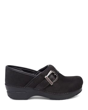 Picture of Pammy Black Milled Nubuck