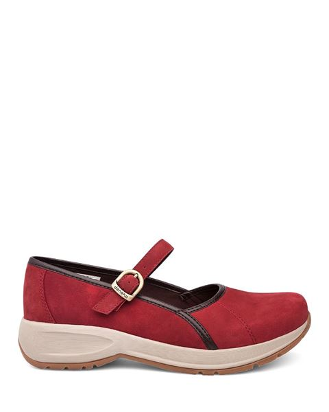 Picture of Steffi Red Milled Nubuck