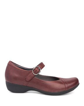 Picture of Fawna Wine Burnished Nappa