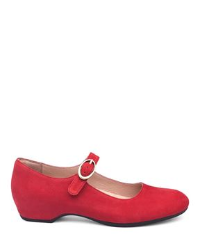 Picture of Linette Red Milled Nubuck