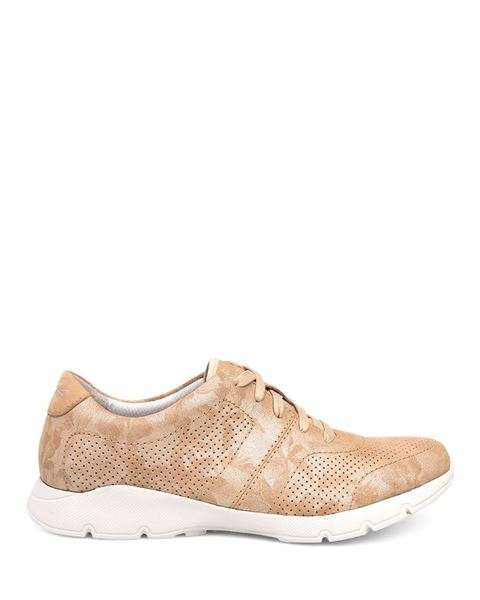Picture of Alissa Gold Print Leather