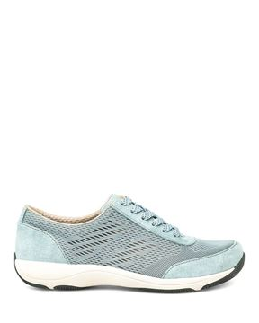Picture of Hayes Light Blue Suede