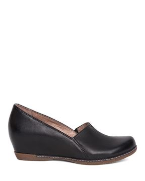 Picture of Liliana Black Burnished Nubuck