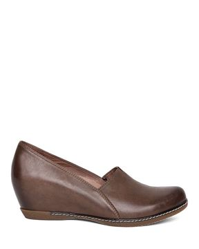 Picture of Liliana Teak Burnished Nubuck