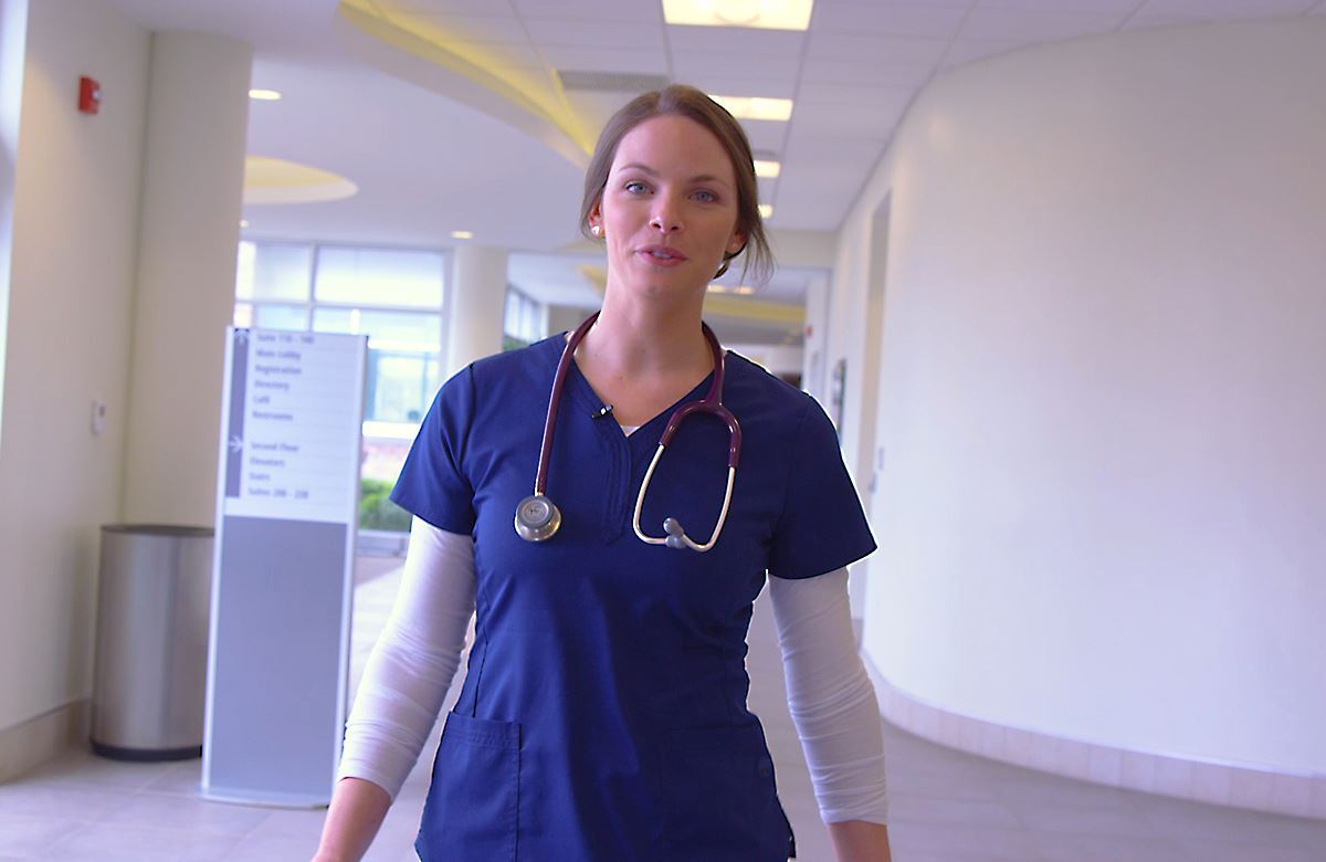 Meet Nurse Anna