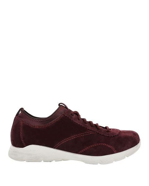 Picture of Audra Wine Suede