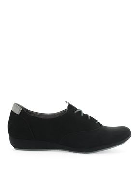 Picture of Kimi Black Milled Nubuck