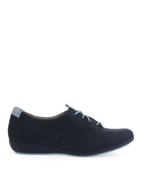 Picture of Kimi Navy Milled Nubuck