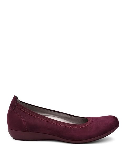 Picture of Kristen Wine Milled Nubuck