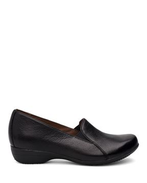 Picture of Farah Black Milled Nappa