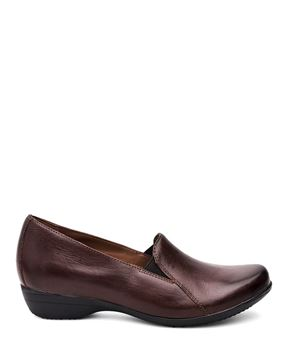 Picture of Farah Chocolate Burnished Calf