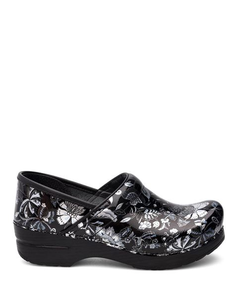 Picture of Professional Floral Metallic Patent