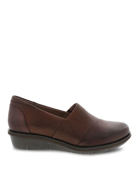 Picture of Julia Brown Burnished Nubuck