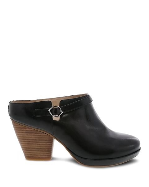 Picture of Malissa Black Burnished Calf