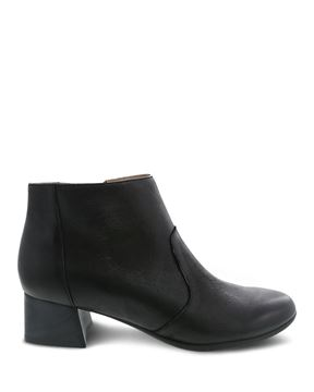 Picture of Petra Black Burnished Nubuck