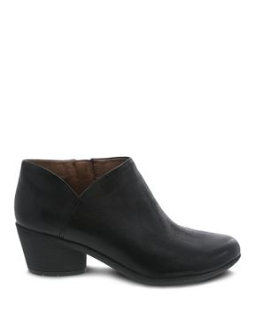 Picture of Raina Black Burnished Nubuck