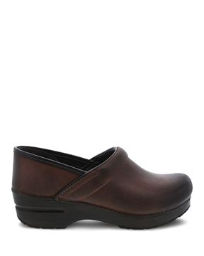 Picture of Professional Brown Burnished Nubuck