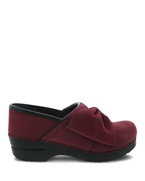 Picture of Pro Bow Wine Milled Nubuck