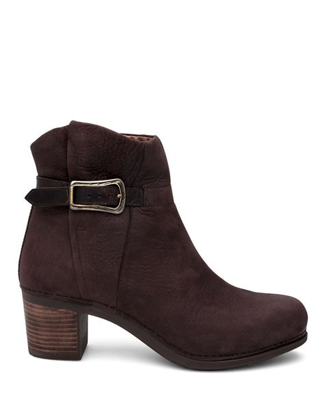 Picture of Hartley Chocolate Nubuck