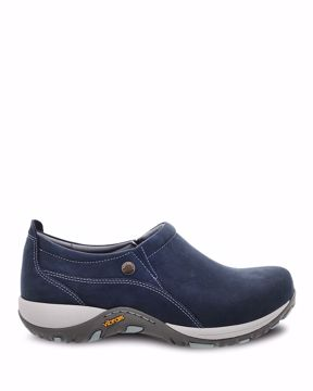Picture of Patti Navy Milled Nubuck