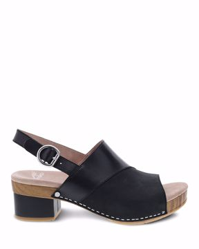 Picture of Madalyn Black Burnished Calf