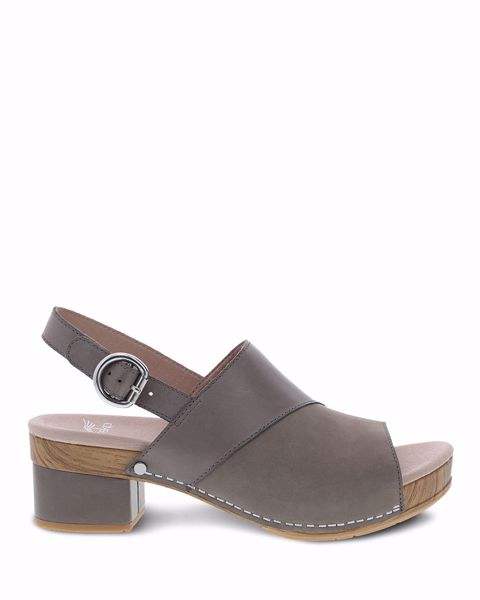 Picture of Madalyn Taupe Burnished Calf