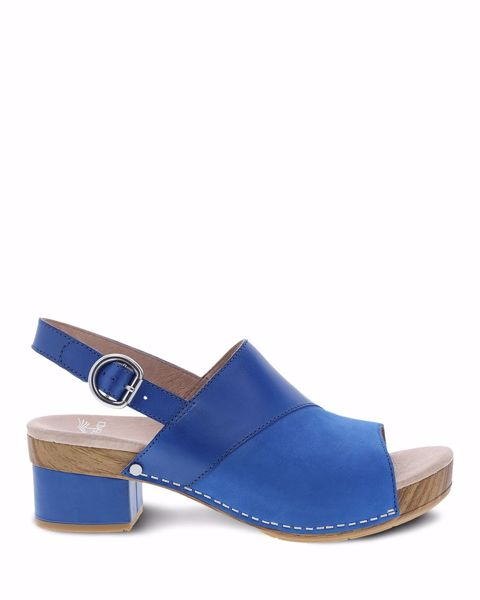 Picture of Madalyn Cobalt Burnished Calf