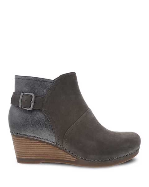 Picture of Shirley Grey Nubuck