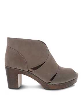 Picture of Delphina Taupe Milled Nubuck