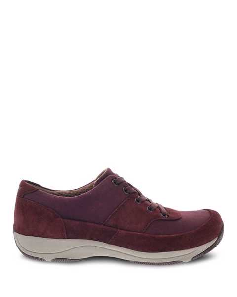 Picture of Hayden Raisin Suede