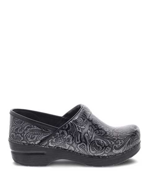 Picture of Wide Pro Grey Tooled Patent