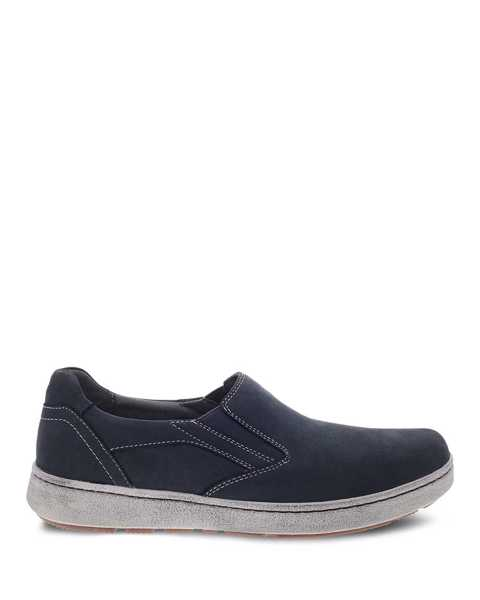 Picture of Viktor Navy Milled Nubuck