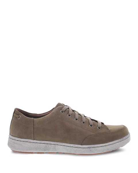 Picture of Vaughn Khaki Milled Nubuck