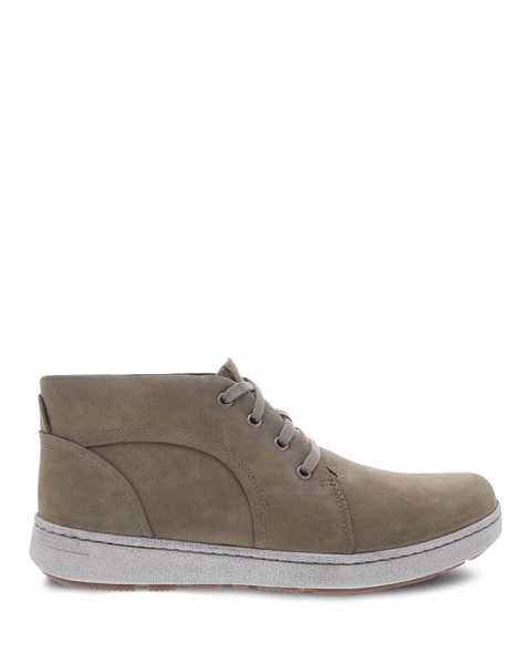 Picture of Virgil Khaki Milled Nubuck