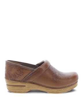 Picture of Embossed Pro Tan Burnished Calf