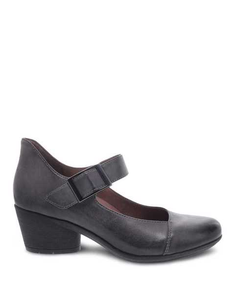 Picture of Roxanne Grey Burnished Nubuck