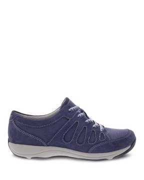Picture of Heather Blue Suede