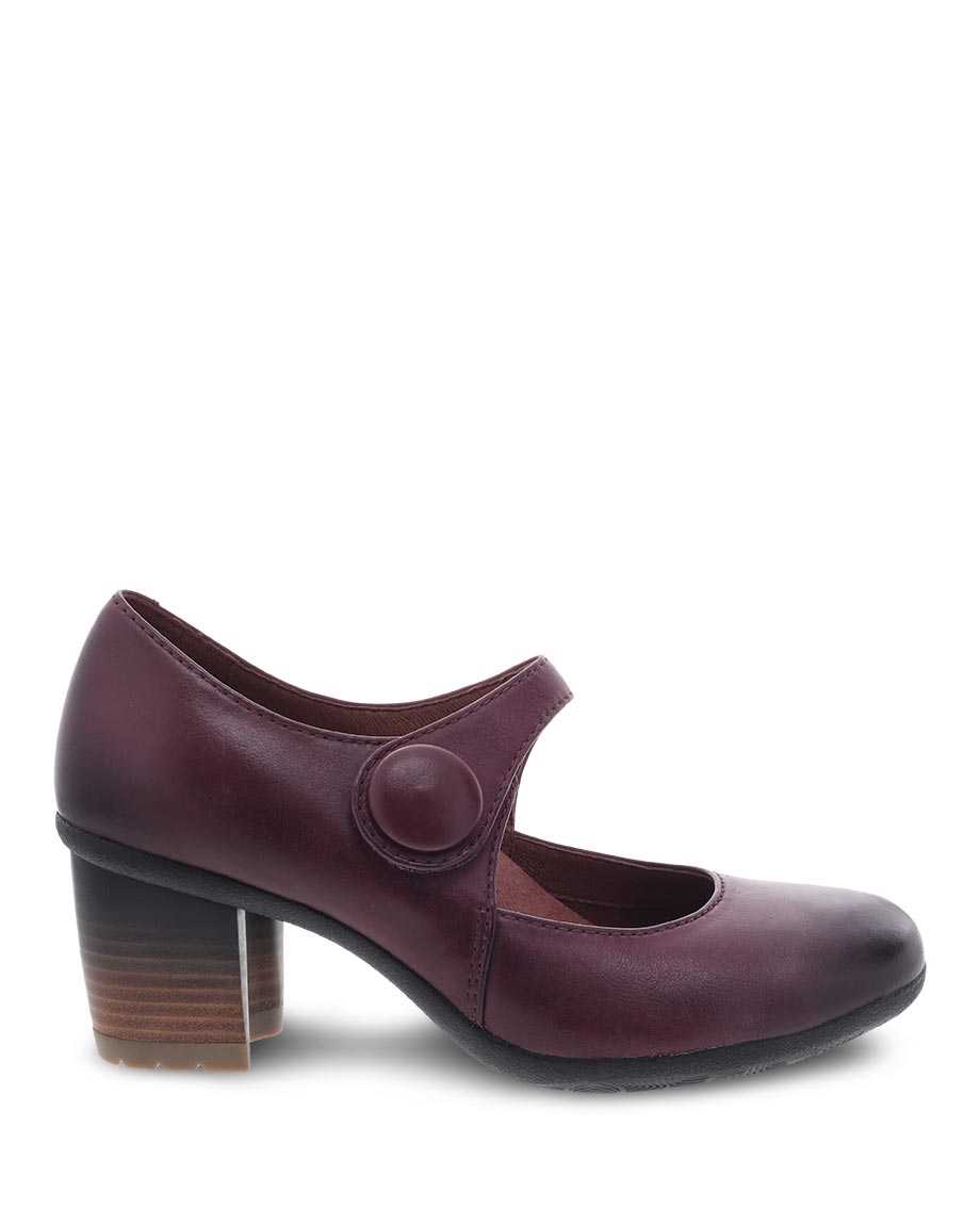Picture of Page Wine Waterproof Burnished