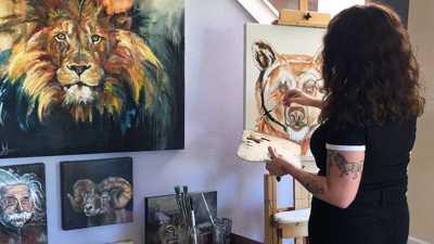 Meet Sophia: An Artist & Entrepreneur