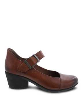 Picture of Roxanne Chestnut Burnished Calf