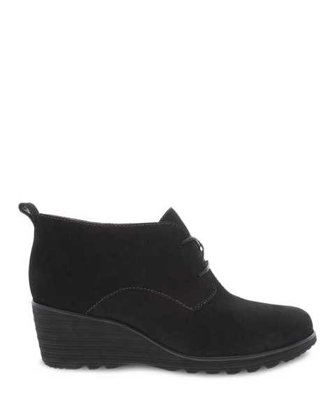 Picture of Cadee Black Nubuck
