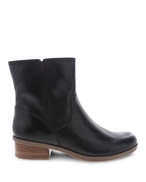 Picture of Bethanie Black Waterproof Burnished