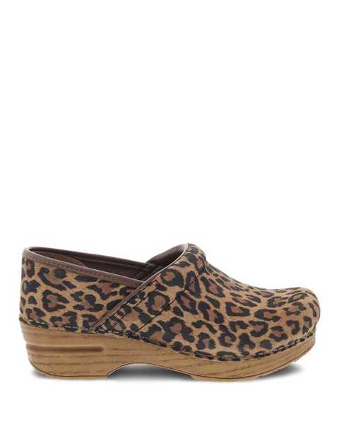 Picture of Professional Leopard Suede