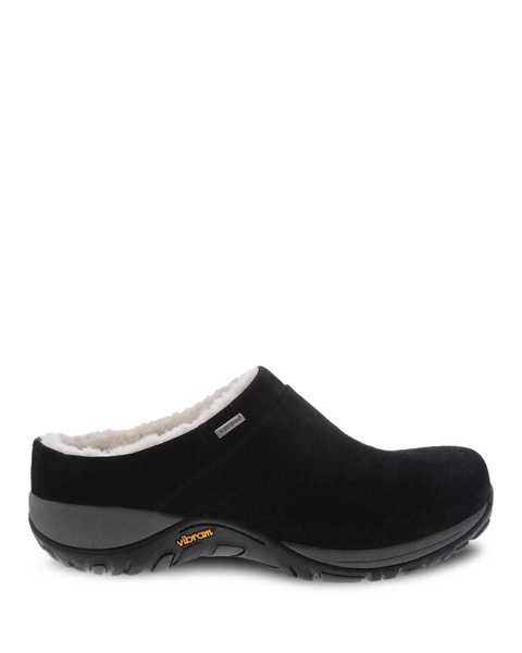 Picture of Parson Black Suede