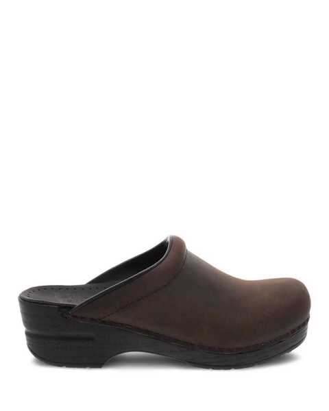 Picture of Sonja Antique Brown/Black Sole