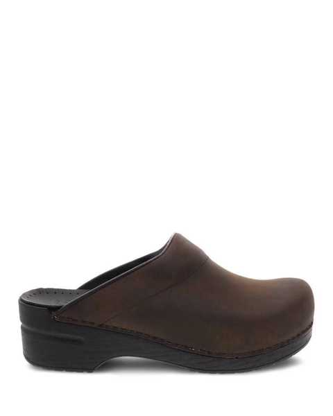 Picture of Karl Antique Brown/Black Sole